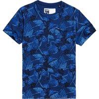 Superdry Hawaiian Fade Leaf T-shirt