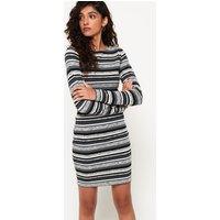 Superdry Stripe Pacific Bodycon Dress