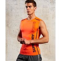 Superdry Sport Athletic Tank Top