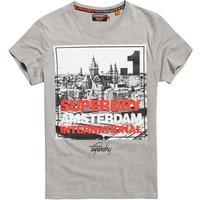 Superdry Box Photo City Amsterdam T-Shirt