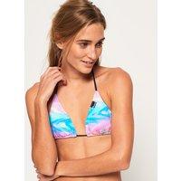 Superdry Iridescent Tri Bikini Top