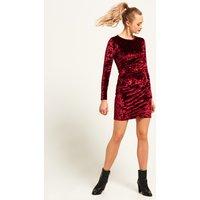Superdry Lily Velvet Bodycon Dress