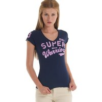 Superdry Sport Pitch Vee T-shirt