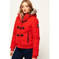 Superdry Microfibre Toggle Puffle Jacket