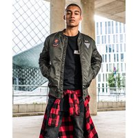 Superdry Limited Edition Flight Bomber Jacket