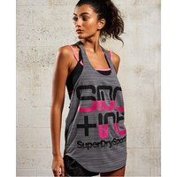 Superdry Super Flow Racer Vest Top