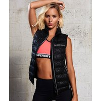 Superdry SD Sport Gym Quilted Gilet