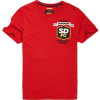 Superdry Limited Edition Modern Football T-shirt
