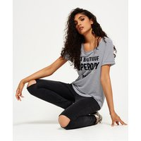 Superdry Parisian Stripe T-Shirt