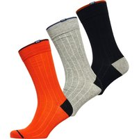 Superdry Rib City Sock Box Triple Pack