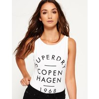 Superdry Hayden Graphic Bodysuit