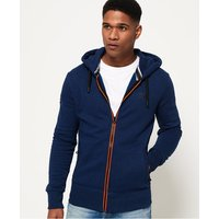 Superdry Orange Label Urban Flash Zip Hoodie