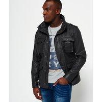 Superdry Rookie Wax Military Jacket