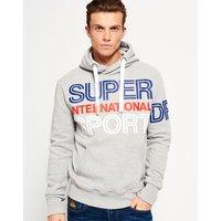 Superdry International Sport Panel Hoodie