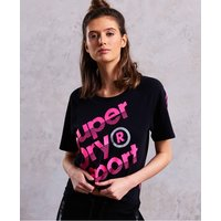 Superdry Sport Label Hot T-Shirt
