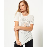 Superdry Olivia Collegiate T-shirt