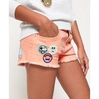 Superdry Denim Hot Shorts