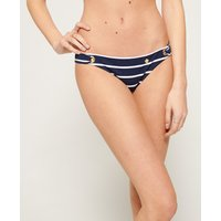 Superdry Picot Textured Bikini Bottoms