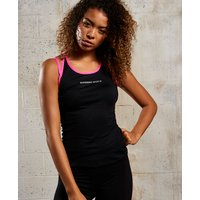 Superdry Gym Duo Strap Vest Top