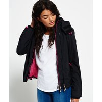 Superdry Hooded Technical Pop Zip Windcheater Jacket