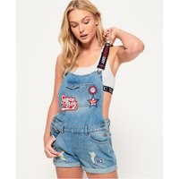Superdry Dungaree Boyshorts
