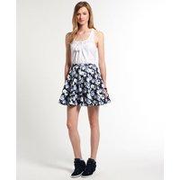 Superdry Scuba Print Skirt