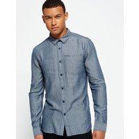 Superdry Tweed Riveter Shirt
