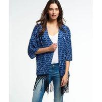 Superdry Ibiza Print Kimono