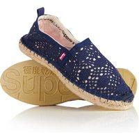 Superdry Crochet Espadrilles
