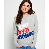 Superdry Athletics Crew Neck Sweatshirt