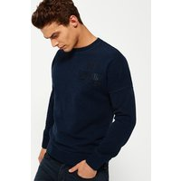 Superdry Surplus Goods Low Rider Crew Jumper