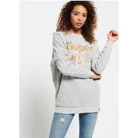 Superdry Sparkle Skater Crew Sweatshirt