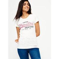 Superdry Vintage Logo Slub T-shirt