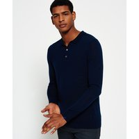 Superdry IE Premium Knitted Polo Shirt