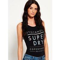 Superdry Hayden Graphic Bodysuit