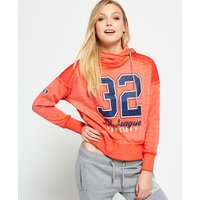 Superdry Tri League Slouch Hoodie