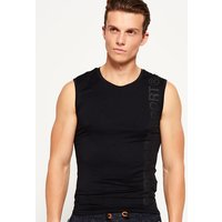 Superdry Gym Sport Runner Vest Top