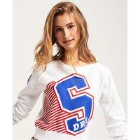 Superdry Big S Crew Neck Sweatshirt