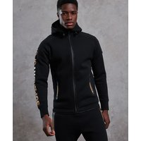 Superdry Gym Tech Gold Award Zip Hoodie
