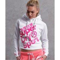 Superdry Hyper Sport Label Hoodie