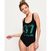 Superdry Athlete 37 Swimsuit