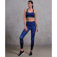 Superdry Sport Printed 7/8 Leggings