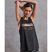 Superdry Studio Boyfriend Tank Top
