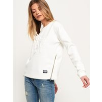 Superdry 3D Boxy Sweat Top