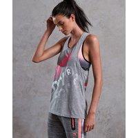 Superdry Hyper Sport Label Vest Top