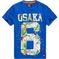 Superdry Osaka Hibscus Infill T-Shirt