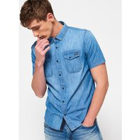 Superdry Dragway Denim Shirt