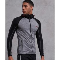 Superdry Athletic Raglan Zip Hoodie