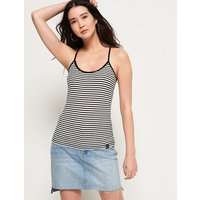 Superdry Skater Lace Trim Cami Top