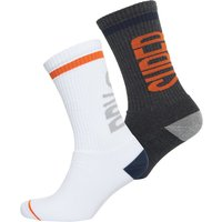 Superdry Track Sock Double Pack